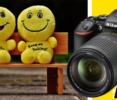 reflex NikonD5600 DSLR Zwart + 18-140mm